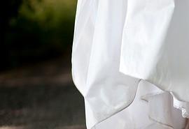 sennik Biała sukienka - sennik