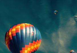 sennik Lota balonem - sennik